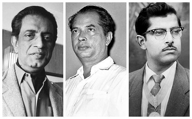 The Bengali Triumvirate in Cinema
