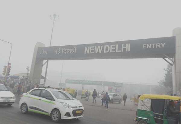 Delhi—Pollution and Perspectives