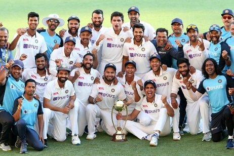 The Greatest Test Series Win, Check ✔